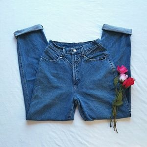 VINTAGE Rockies super high waisted jeans